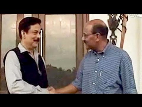 Walk the Talk with Subrata Roy (Aired: September 2007)