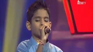Sirasa junior super star (vidikone song)
