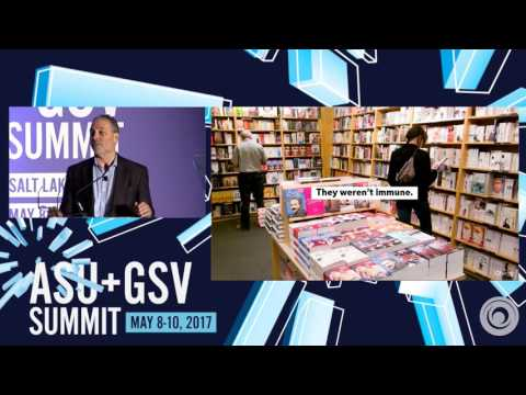 "ASU GSV Summit: ""Rebooting the American Dream"""