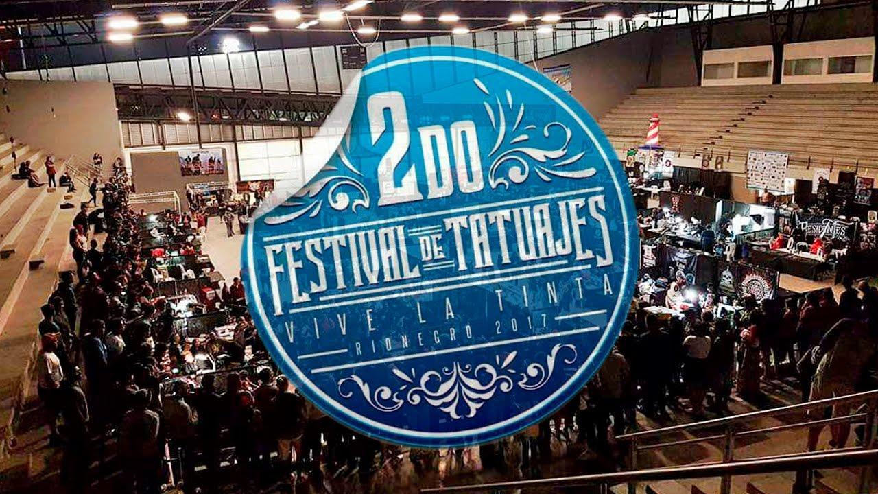 2do Festival Vive La Tinta Rionegro 2017 Youtube