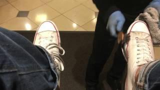 Gambar cover ASMR Shoe Shine at Nordstrom San Francisco (read description below)