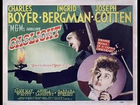 Gaslight (1944) với Dame tháng Whitty, Ingrid Bergman, Charles Boyer Movie