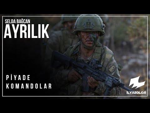Piyade Komandolar (Klip) | Selda Bağcan-Ayrılık