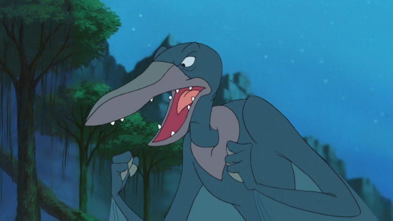 Nova Compilação de Dinossauros Assustadora | Em Busca do Vale Encantado Em Português | Assustador