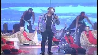 Darey Art Alade Performs Madre Terra and Ise Oluwa Medley On NI4 Grand Finale