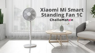 Imagen del video: Probamos el nuevo ventilador inteligente de Xiaomi Mi Smart Standing Fan 1C