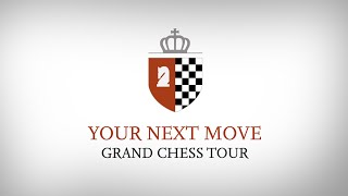 Video YourNextMove Grand Chess Tour 2016: Day 1 download MP3, 3GP, MP4, WEBM, AVI, FLV Agustus 2018