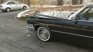 Cadillac Calais Cold Start Success Dec 21 2016