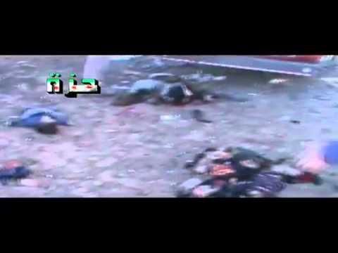 SNN | Syria | Damascus Rural | Children Massacred by Assad Regime | Jan 20, 2013 | 18+ ONLY