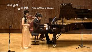 Beethovan: sonata No. 5 in F major, op. 24 (Sheng-Ching Hsu)