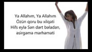 Ya Allahım (الله) LYRICS (Röya) @Roya 2018 , 2019 , 2020