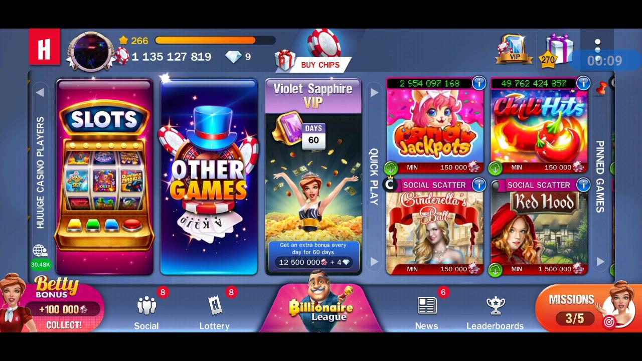 Casino Free Money