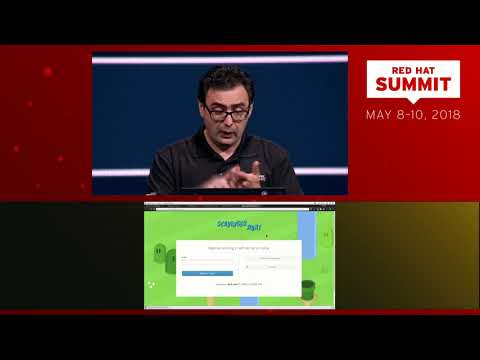 Chris Wright at Red Hat Summit 2018: Emerging technology and