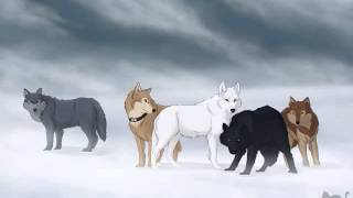 Anime Wolves- You can't take me