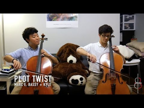 PLOT TWIST | Marc E. Bassy + Kyle | JHMJams Cover No.166