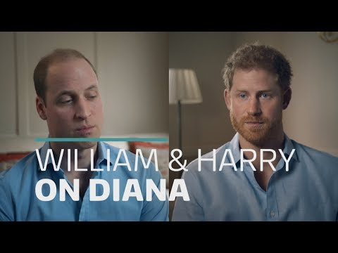Prince Harry: Charles 'was there for us' when Diana died