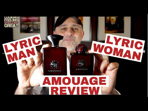 Amouage Lyric Man/Lyric Woman Review + Full Bottle Of Choice USA Giveaway