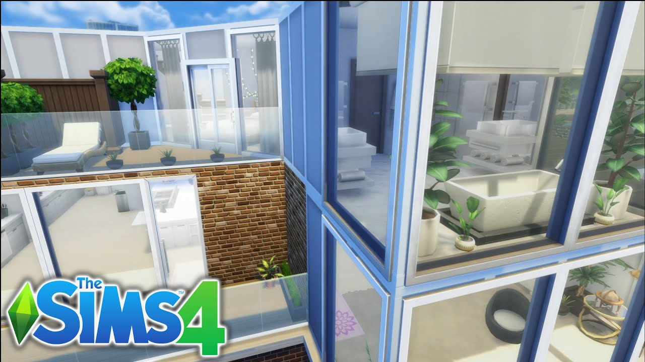 I built my real life apartment on the Sims 4