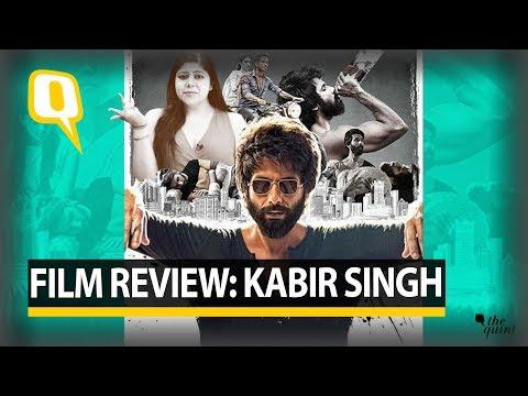 film-review:-kabir-singh-starring-shahid-kapoor-and-kiara-advani-|-the-quint