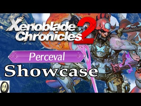 Xenoblade Chronicles 2 - Perceval Guide (OP Blade!)