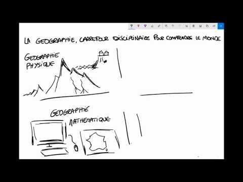 La licence de Géographie - Faculté des Lettres de Sorbonne Université