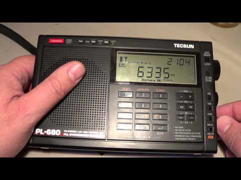 Shortwave radio Basics Radio Setup and noise level in your home