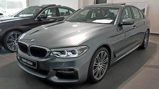 2017 BMW 520d Limousine M Sportpaket | -[BMW.view]-