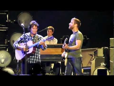 The Black Keys with John Fogerty - The Weight Live at Coachella