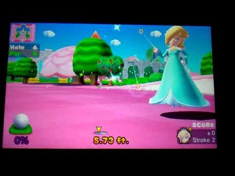 Rosalina eagle animation