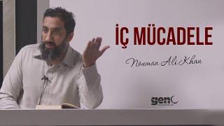İç Mücadele - Nouman Ali Khan [Türkçe Altyazılı]