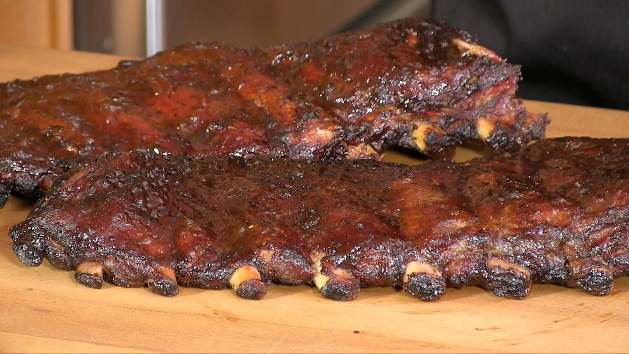 Jamaican Jerk Spare Ribs Recipe on the Pit Barrel Jr.! (How To Smoke Spare Ribs)