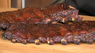 Jamaican Jerk Spare Ribs Recipe on the Pit Barrel Jr.!