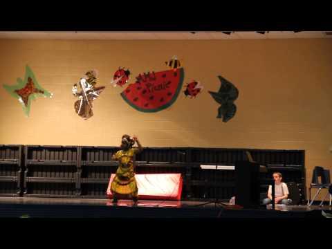Vidhyasree Talent Show at Mary Mae Jones Elementary School