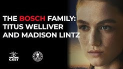 Family on Bosch: Titus Welliver and Madison Lintz