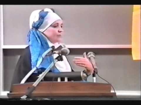Aminah Assilmi & Deborah Scroggins (Full Debate)