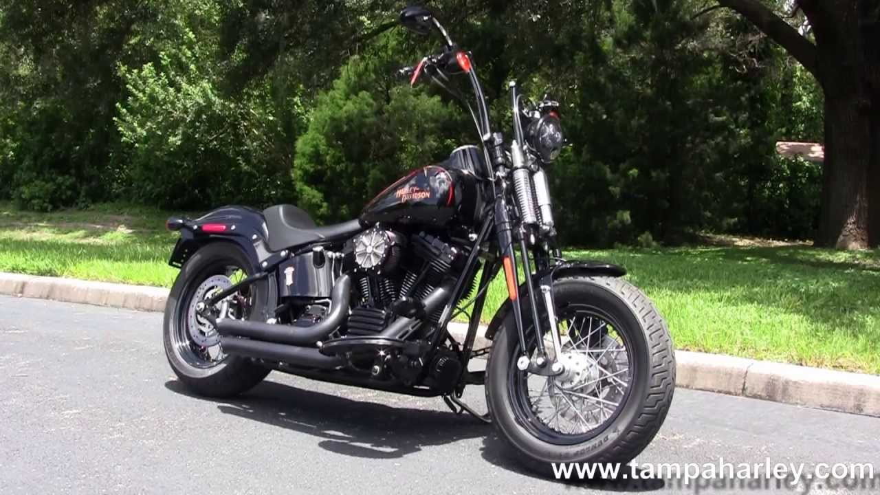 Harley Davidson Crossbones Bobber For Sale