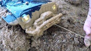 Вытаскиваем из грязи G-made Sawback