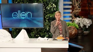 Ellen's New Ways to Eat Cheetos
