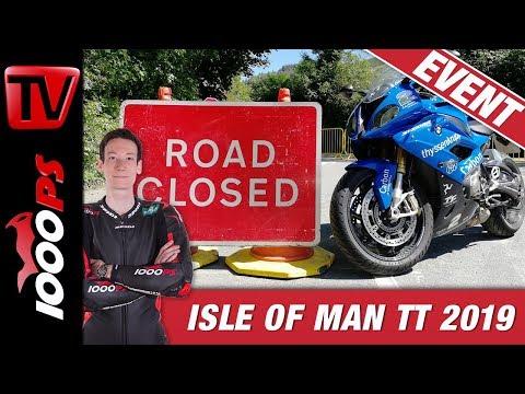 Isle of Man TT 2019 - Motorradreise zum schnellsten Strassenrennen der Welt - Highlights vom Rennen