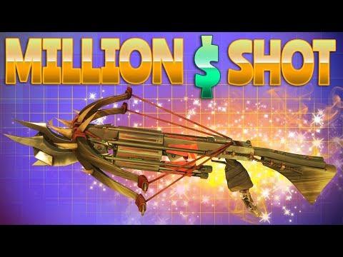 MILLION DOLLAR SHOT Fortnite Battle Royale