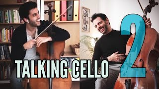 "Pablo Ferrández ""TALKING CELLO"" with Kian Soltani/Ep 2. Stage fright, memory..."