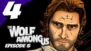 Let's Play The Wolf Among Us Episode 5 Cry Wolf - Part 4 - Ending
