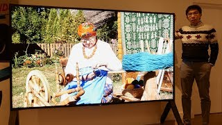 Sony 100-inch ZD9 (Z9D) TV Review - THIS. IS. HDR.