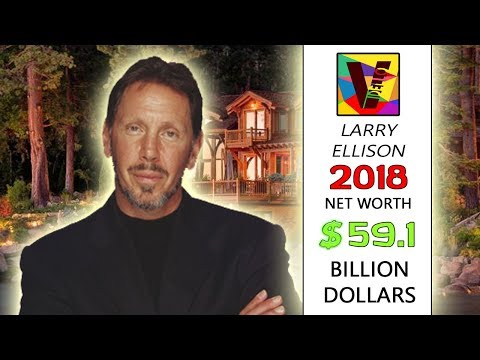 10 Expensive Things Owned By Oracle Founder Larry Ellison