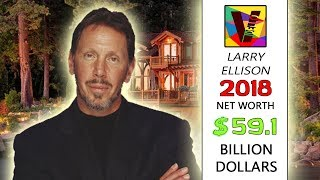 10 Expensive Things Owned By Billionaire Larry Ellison