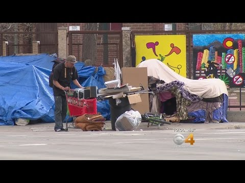 Homeless Camps So Large That City Of Denver Issues Order