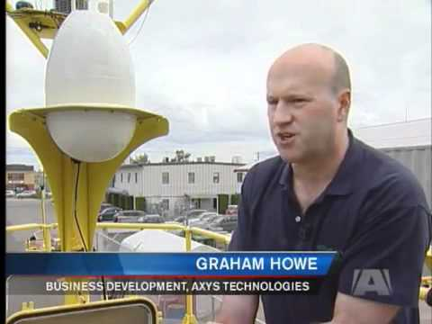 Offshore Wind Technology Developed in Sidney.flv