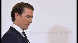 KOALITION BRICHT AUSEINANDER: Alle FPÖ-Minister verlassen Österreichs Regierung