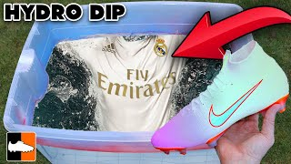 How To Hydro Dip Shoes with Pa…