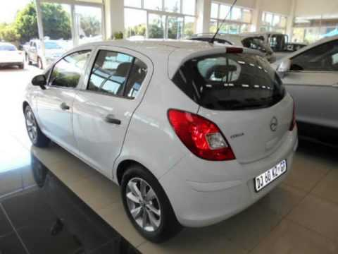 2014 OPEL CORSA 1.4 Essentia 5d Auto For Sale On Auto Trader South Africa - YouTube